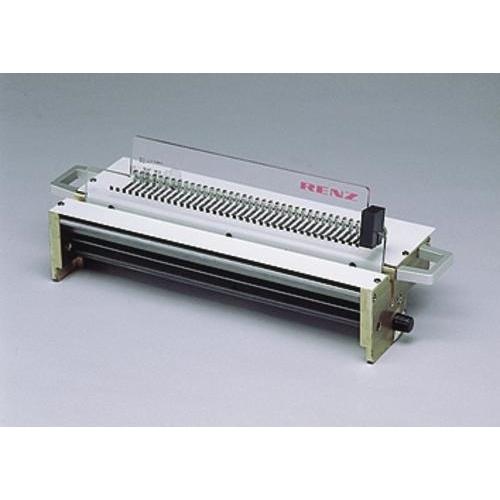 děrovací jednotka pro DTP 340 plastové hřbety otvory 3x8 mm